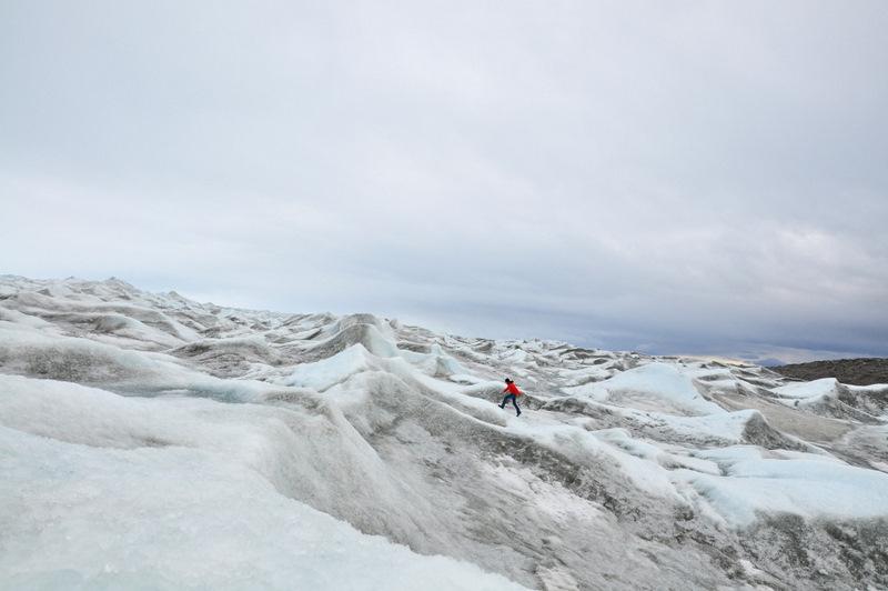 Gletscher Russels
