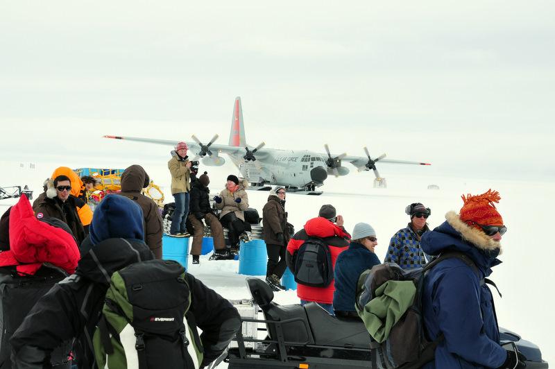 Hercules Flugzeug