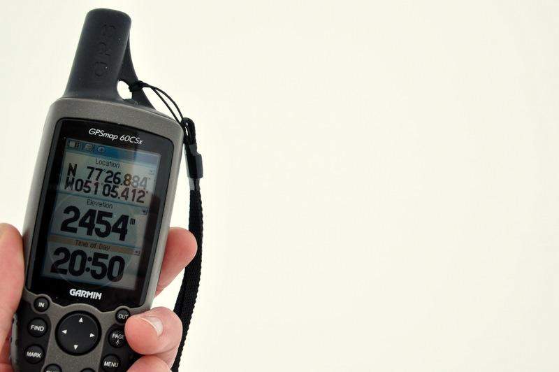 GPS zum Geburtstag