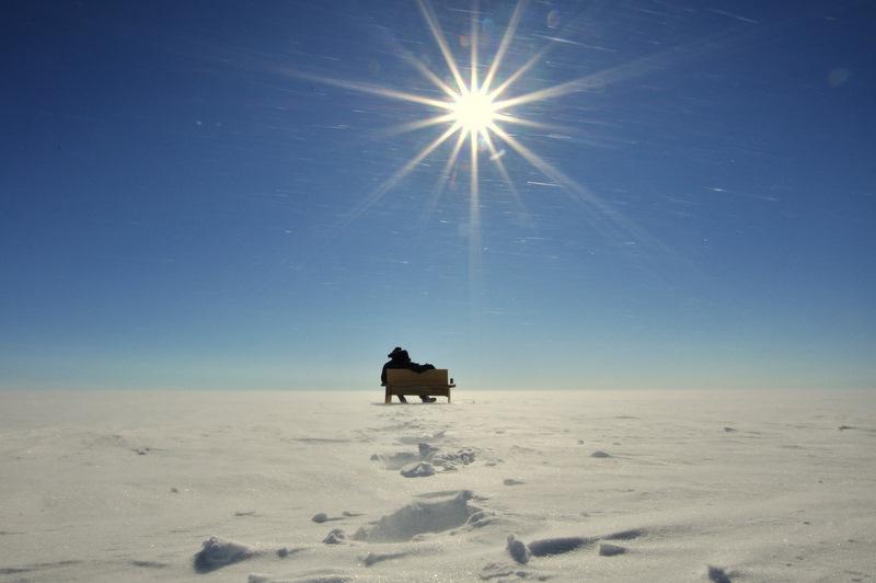 Tolle Aussicht im Herzen Grönlands