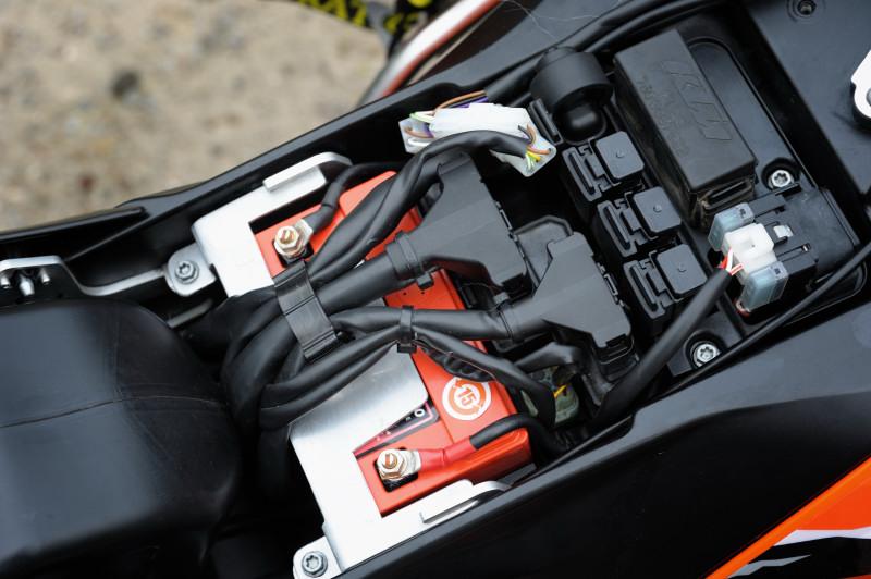 Hawker Batterie