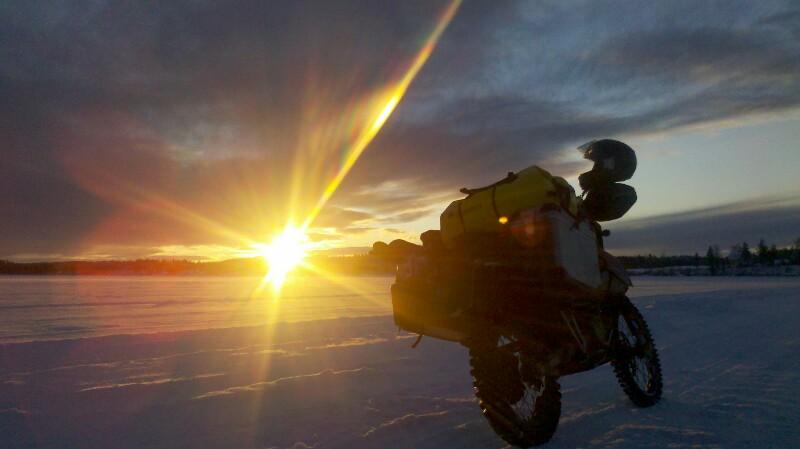 Winter Motorradreise Zum Nordkap In Norwegen Tagebuch Der Tour Freiheitenwelt