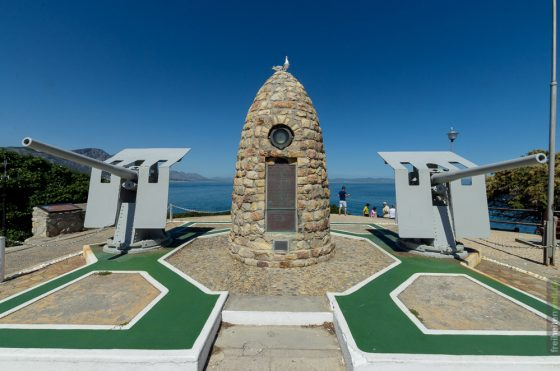 Kriegsmonument Hermanus