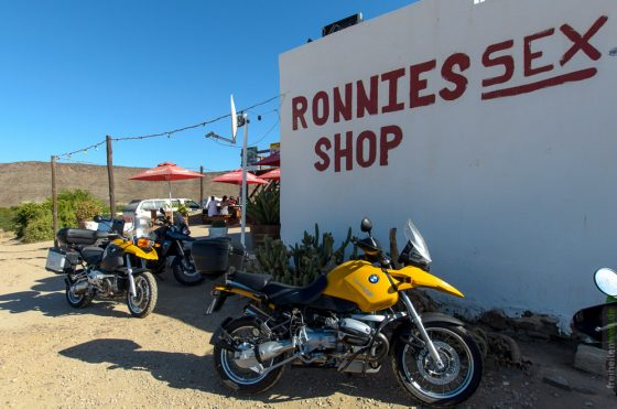 Ronnies SEX Shop