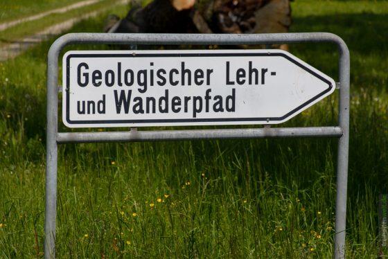 Geologiescher Lehr- und Wanderpfad Hesselberg
