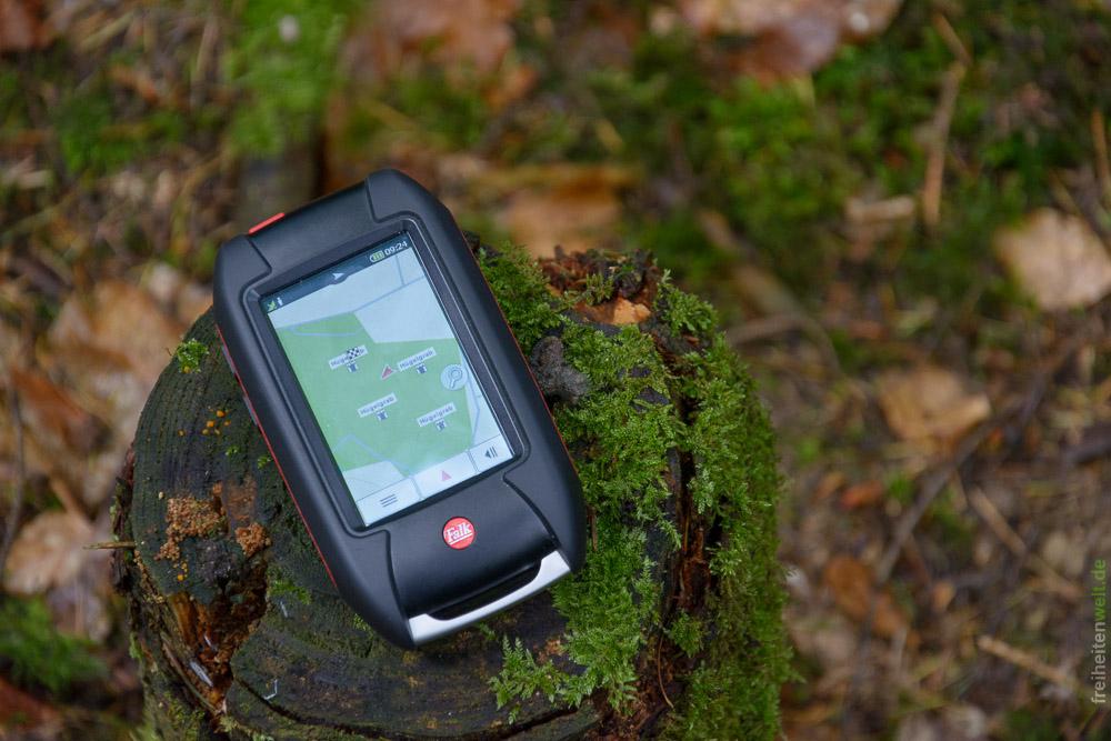 Falk Lux 32 im Wald