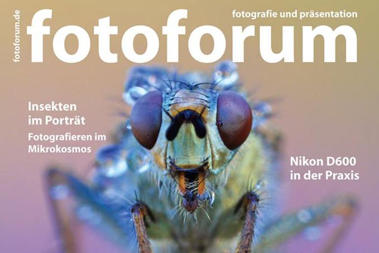 Verlosung Fotoforum Magazin
