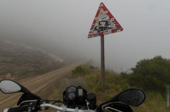 Schild Swartberg Pass