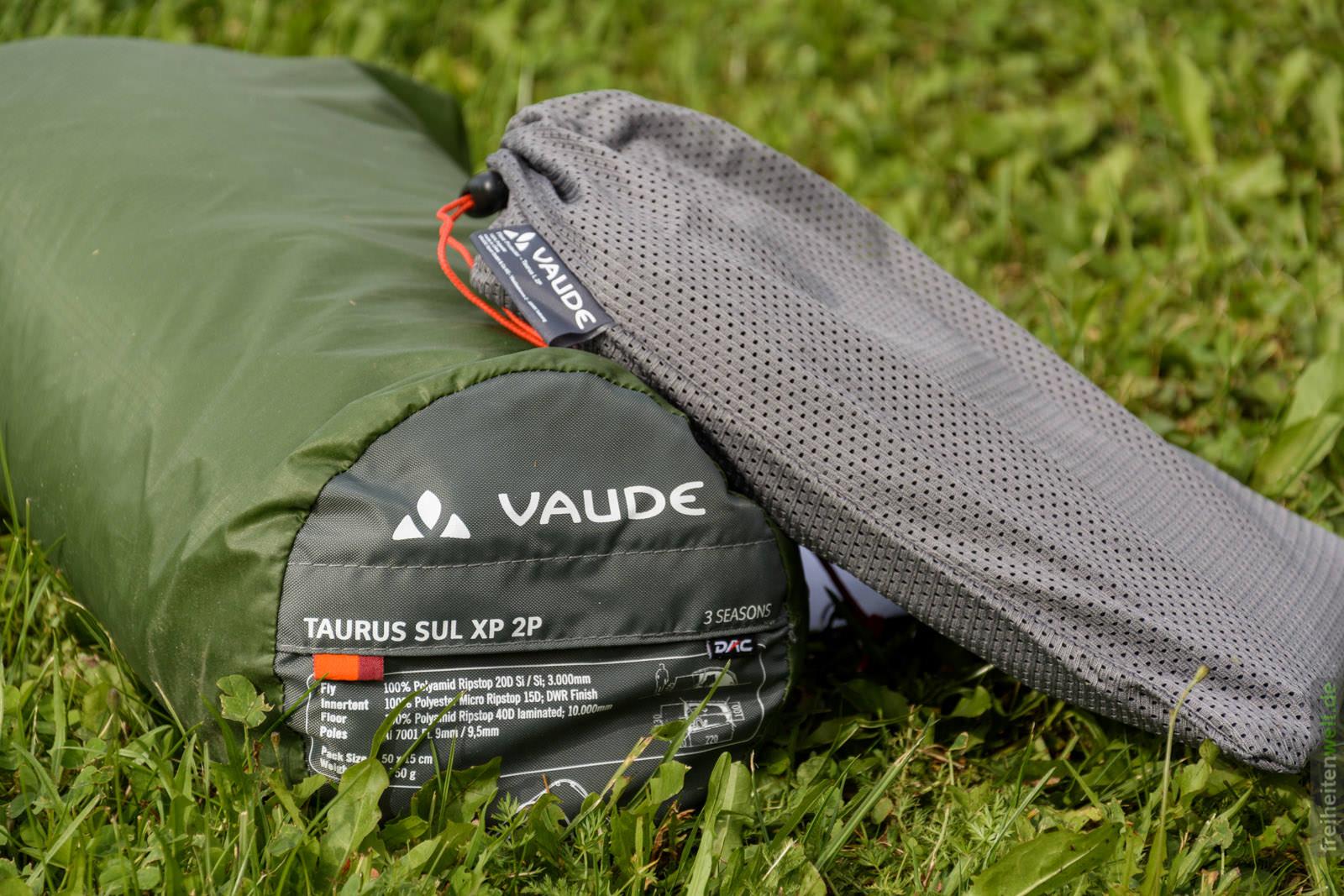 Vaude Taurus SUL XP 2P Packsack