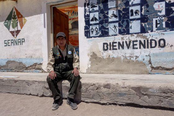 Bienvenido in Bolivia