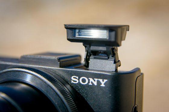 Sony RX100 II Blitz