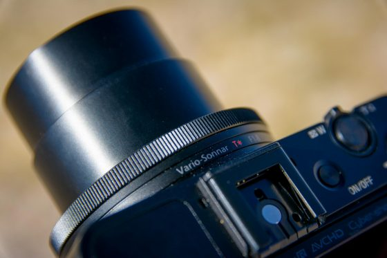 Sony RX100 II Zoom