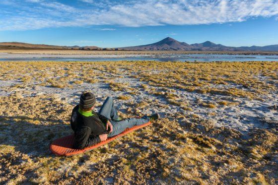 Thermarest Prolite Plus unterwegs in Chile