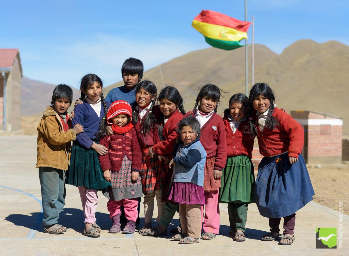Flaggenkinder