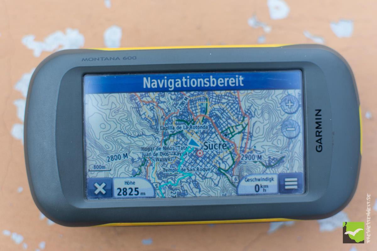 Navigationsbereit