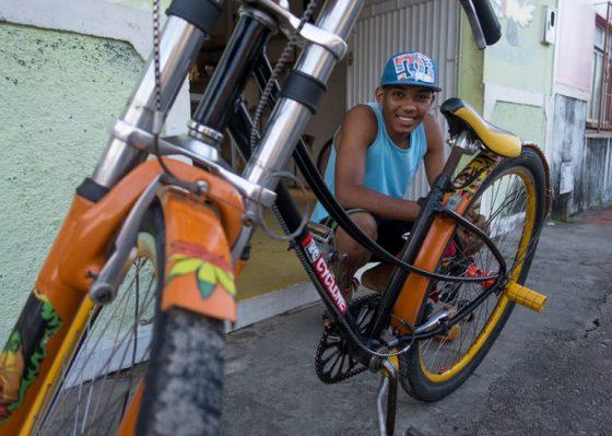 Bahia - schönes Fahrrad