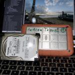 LaCie Festplatte im Test auf Weltreise