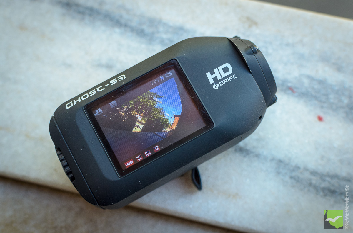 Helmkamera Drift Ghost-S