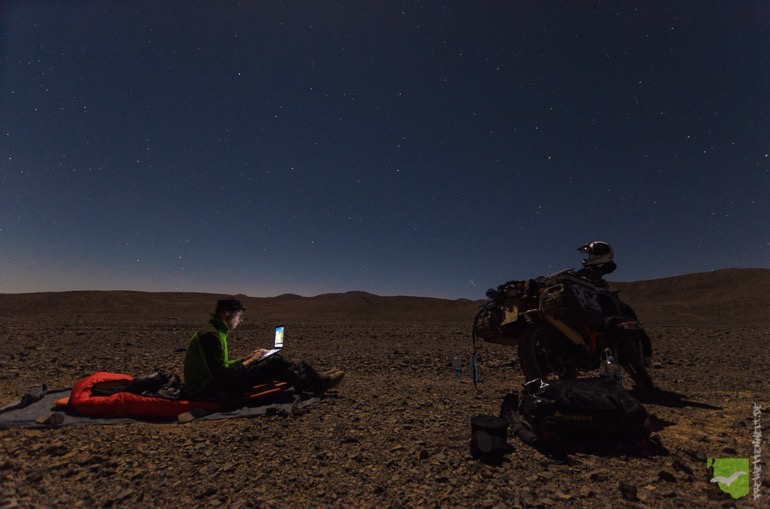 Martin Leonhardt - Atacama Wüste - 2014