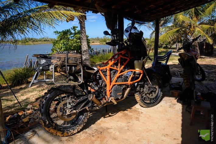 KTM 1190 Adventure - nackt