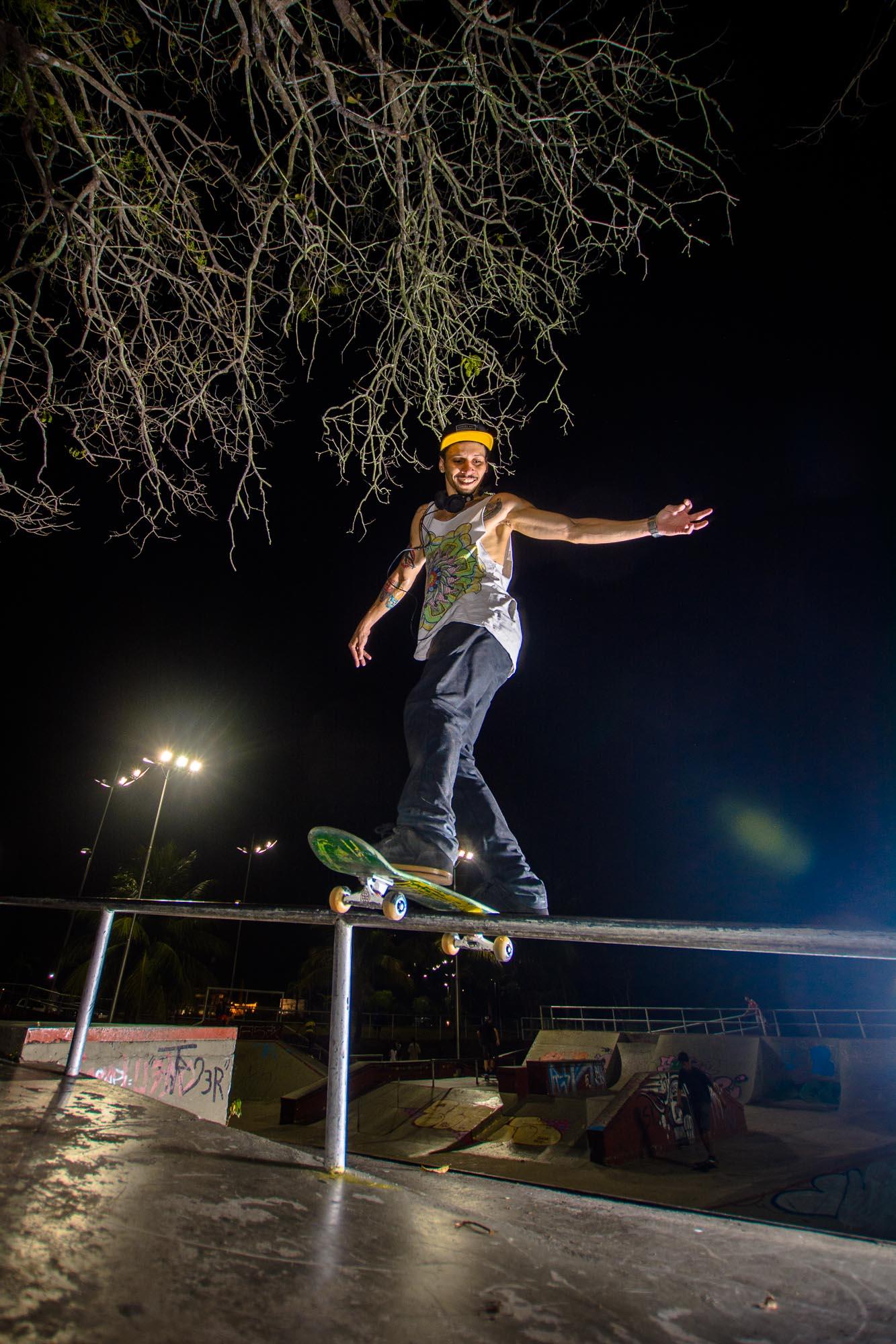 Greg Lee Skateboarder Trick 4