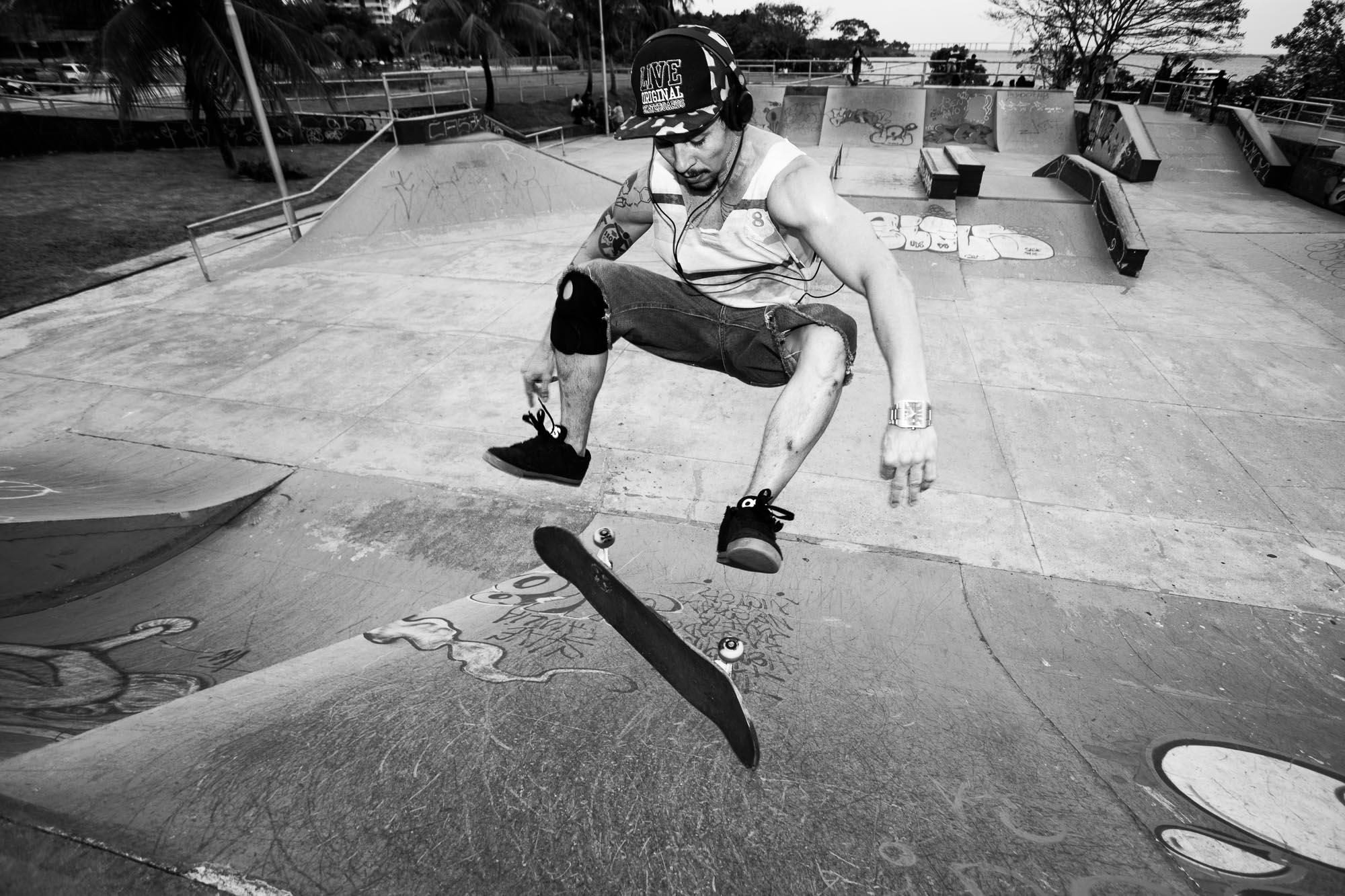 Greg Lee Skateboarder Trick 3