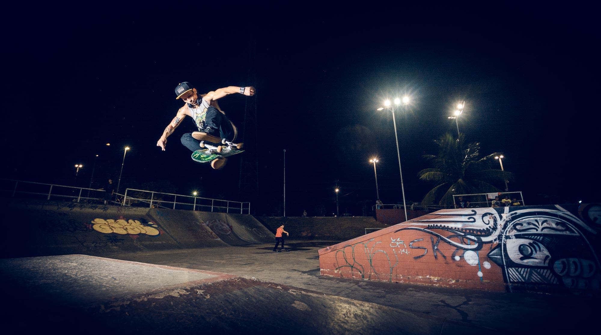 Greg Lee Skateboarder Trick 5