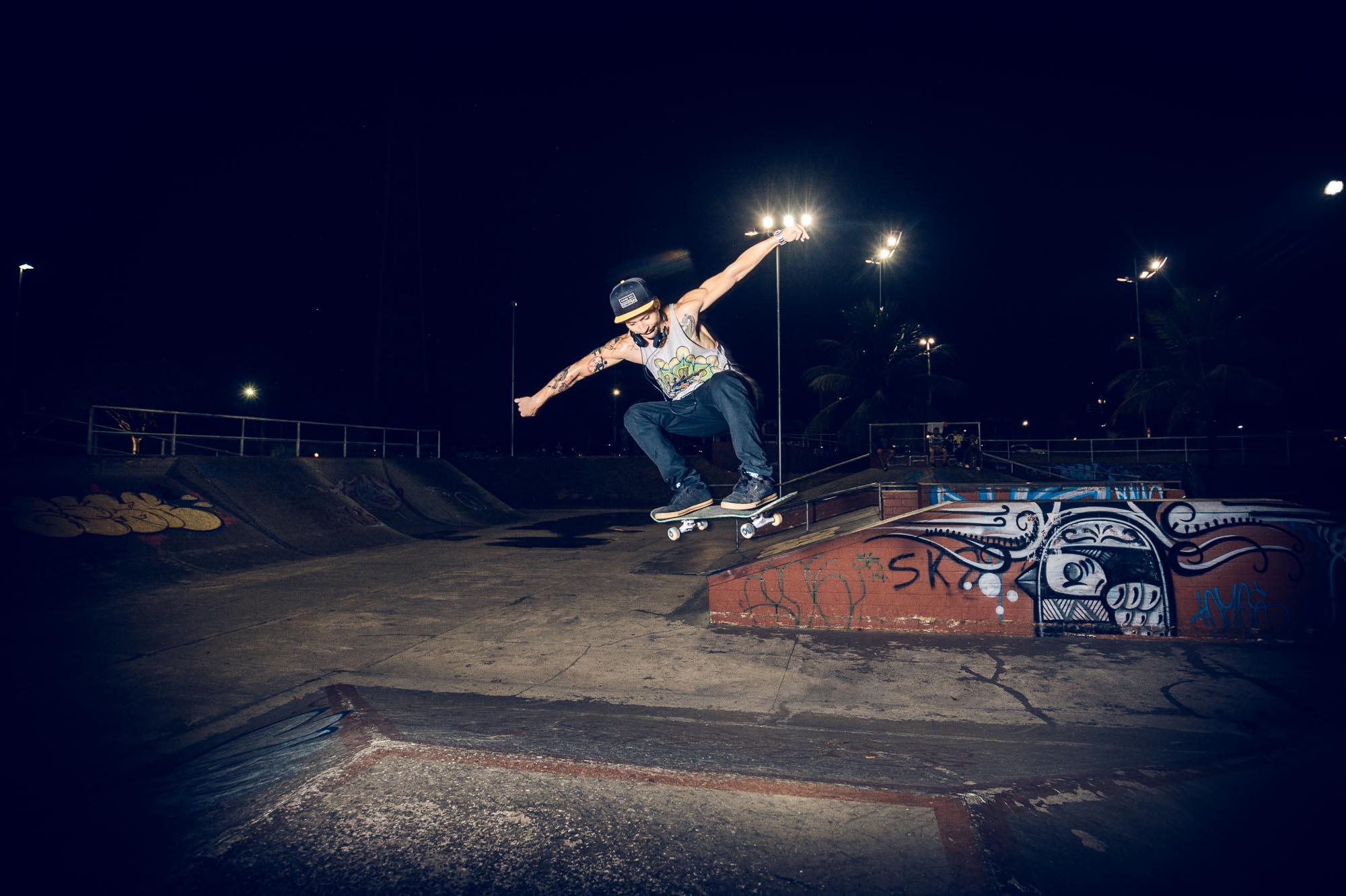 Greg Lee Skateboarder Trick 6