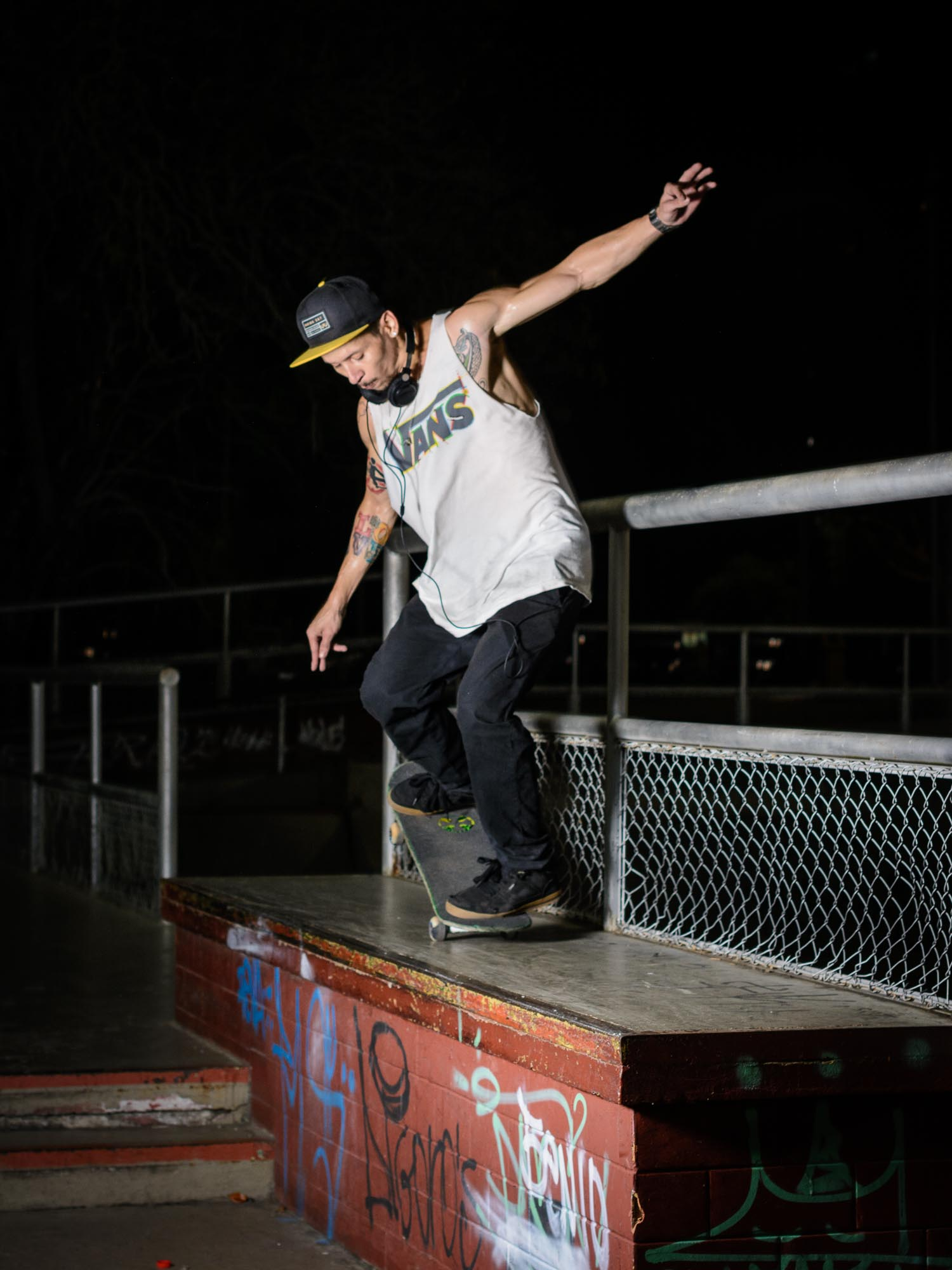 Greg Lee Skateboarder - Trick 7