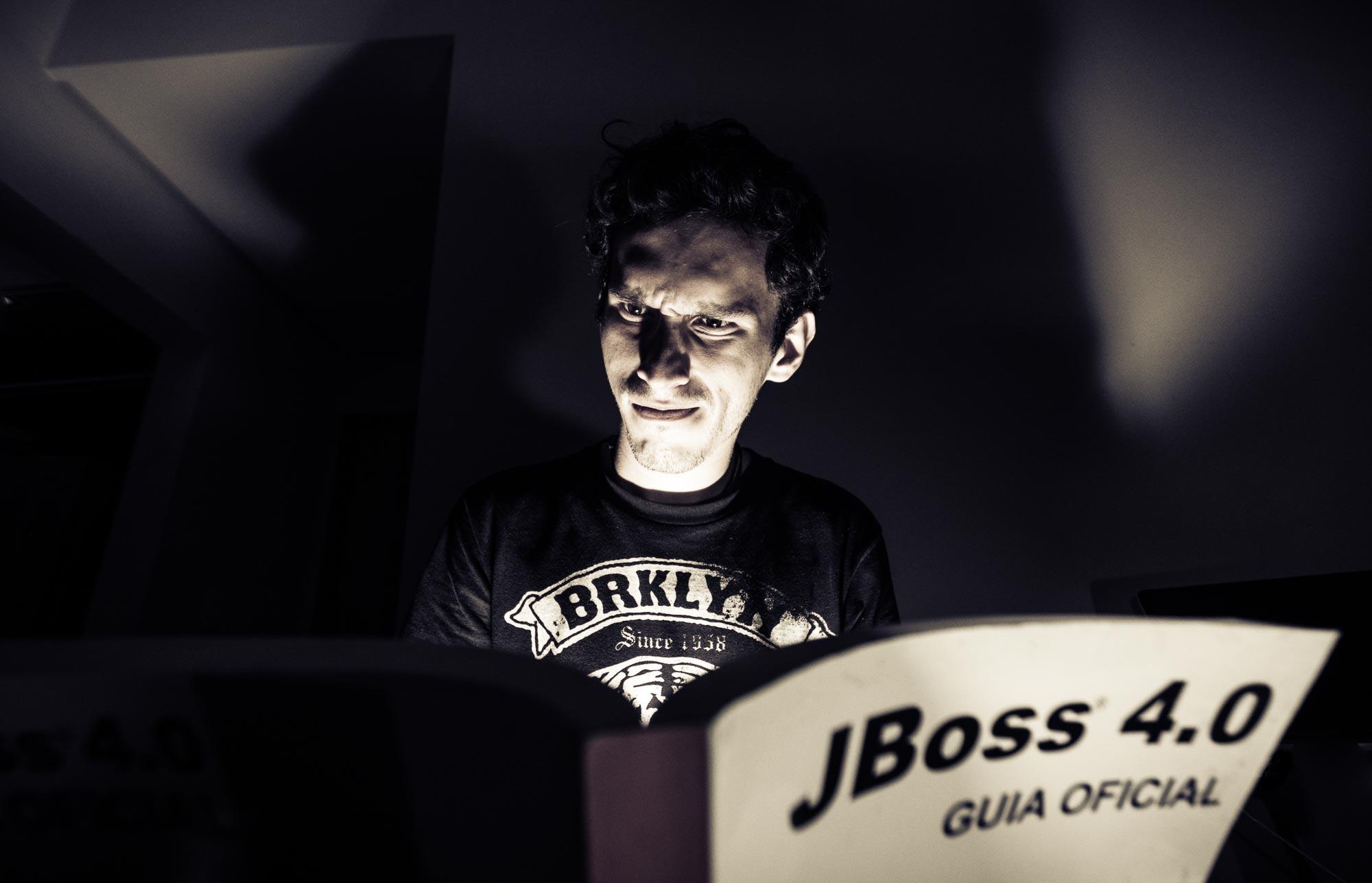 AcidBook JBoss
