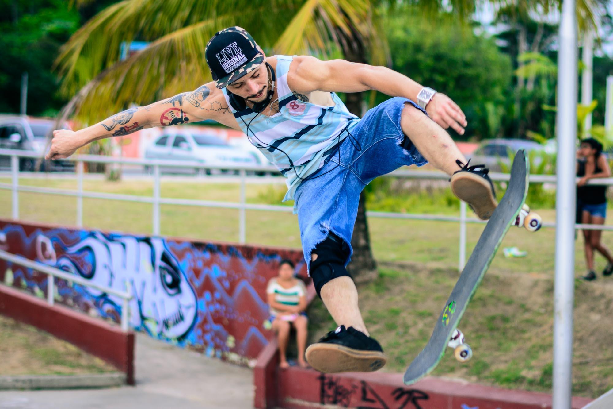 Greg Lee Skateboarder Trick 2
