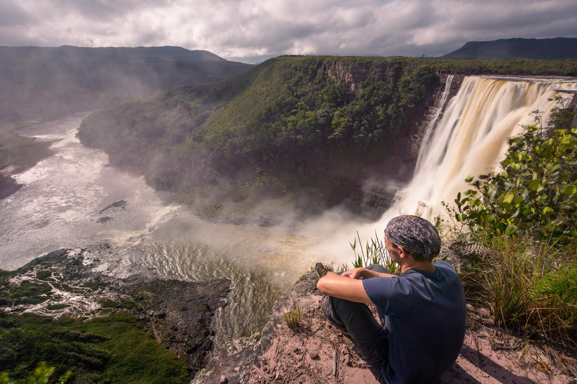 Apanguao Wasserfall