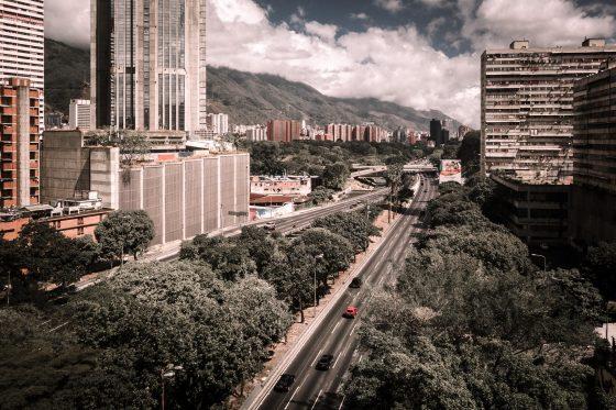Caracas Strasse