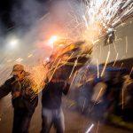 Mein kleines Feuerwerk. Action in den Straßen von Urubamba