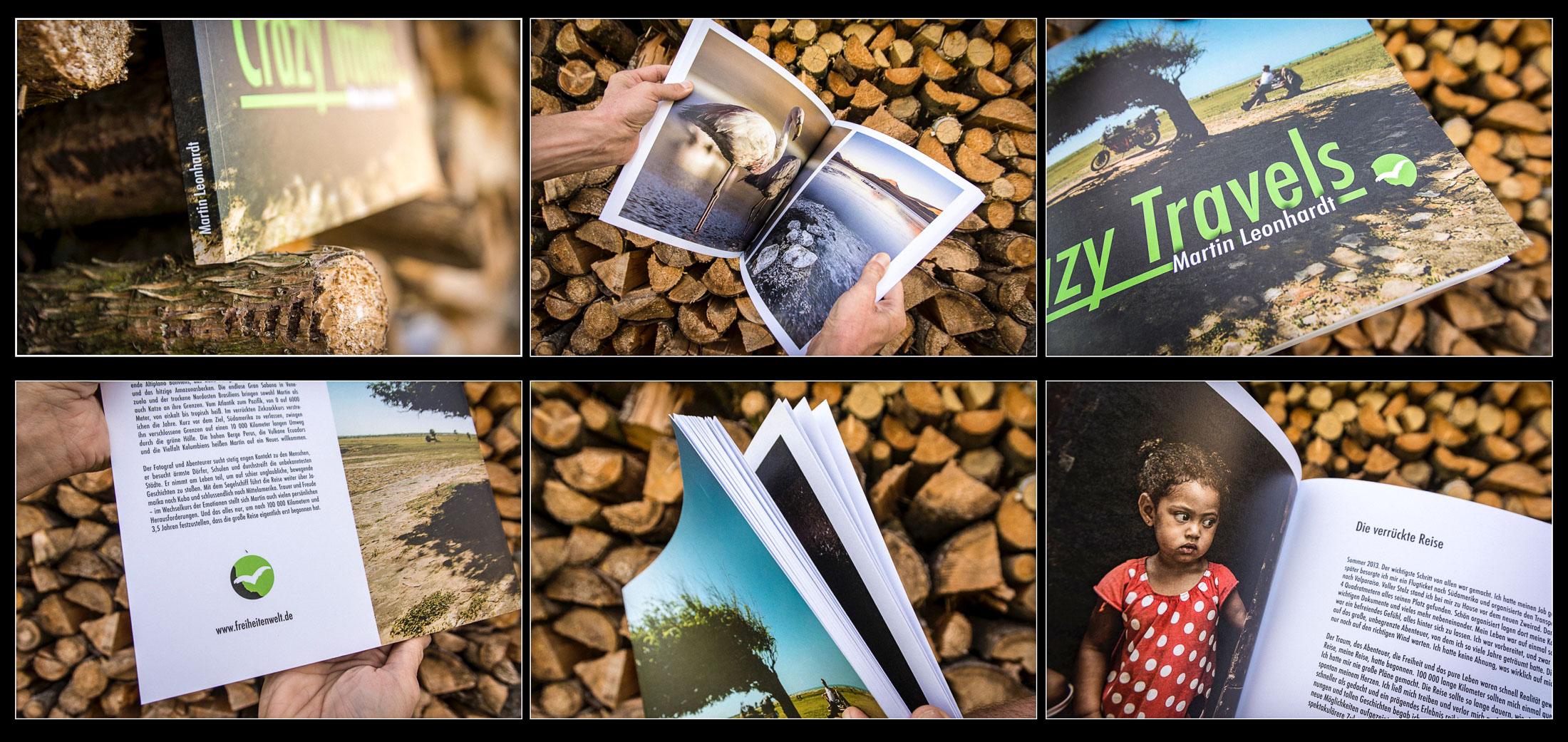 Buch Crazy Travel - Galerie