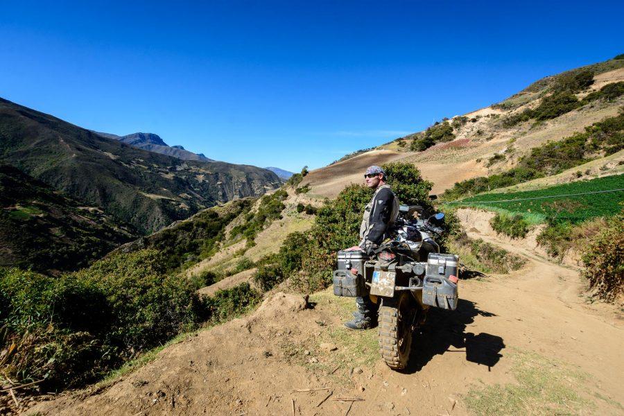 Motorblick Los Nevados