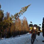 Tagebuch einer Wintermotorradreise
