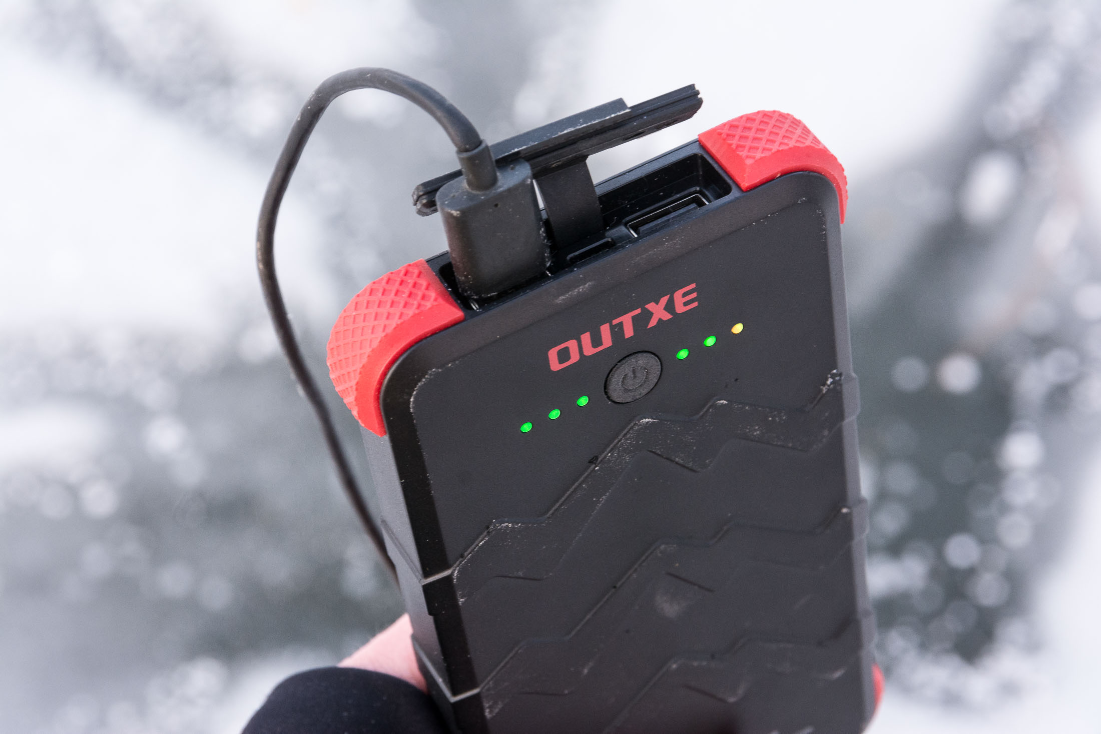 Outxe - Rugged Power Bank
