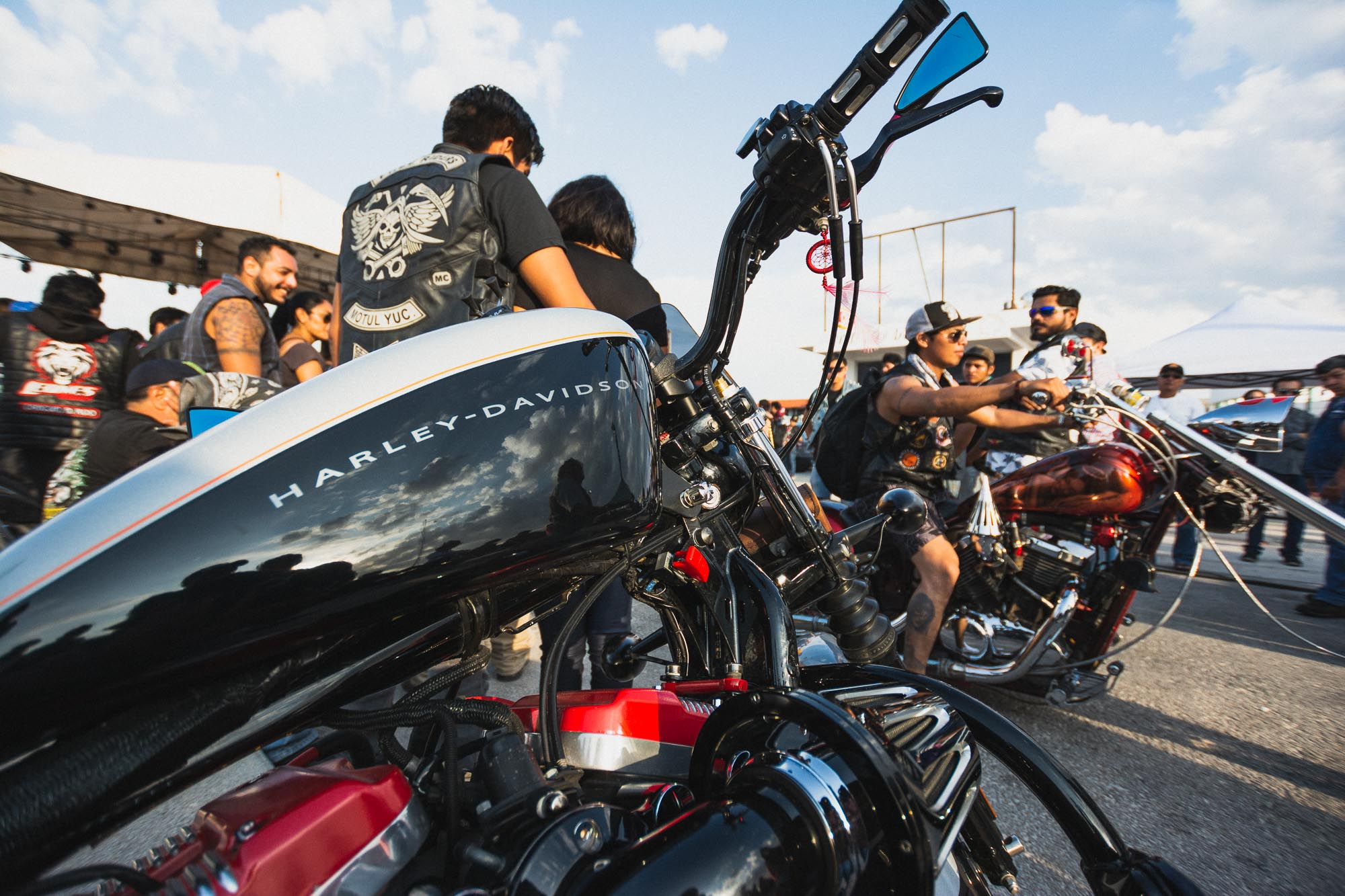 Motorradtreffen Progreso