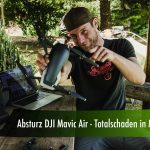 Absturz Mavic Air DJI- Totalschaden in Mexiko